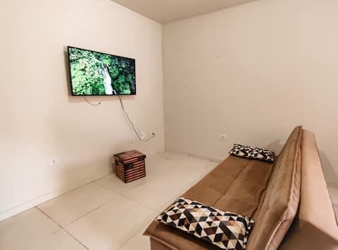 Apartamento204  1Quarto com melhor custo benefício