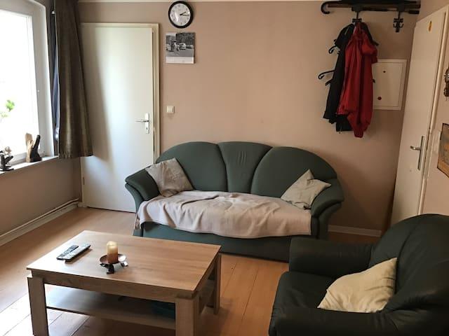 Zwei-Zimmer-Wohnung in Lindens Mitte