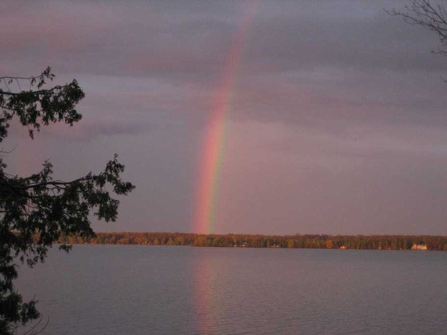 Our home on Grand Lake, a place to relax, renew and  make memories.