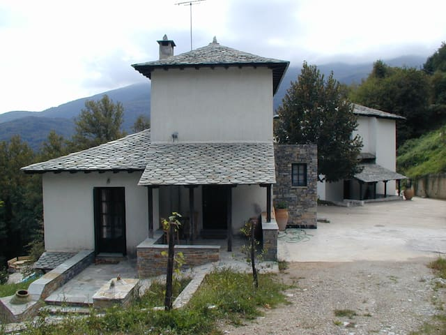 Voreas House at Kissos Pelion Mount - Kissos - Condominium