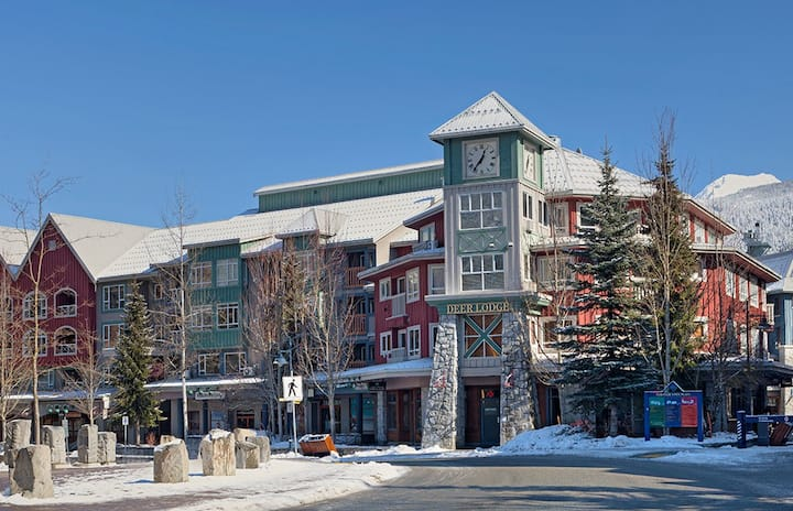 Whistler Town Center Deer Lodge