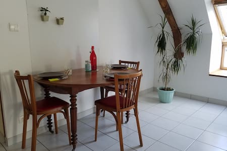 Appartement en centre Bretagne