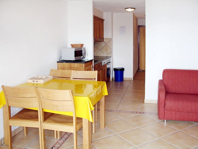 25-33 m² holiday apartment in Veysonnaz for 2 persons - Veysonnaz
