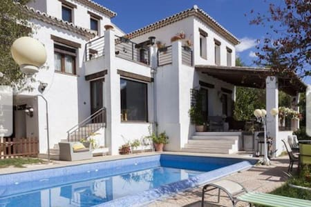 Villa fantástica para disfrutar - Olmeda de las Fuentes