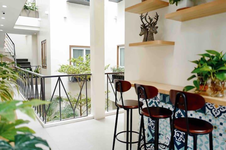 Xanh 9 House: Well-designed Cozy Studio (#506)