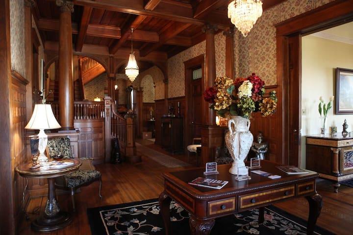 Edwardian Inn - John Hanks Alexander Room - Helena-West Helena - Szoba reggelivel