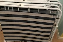 Two Extra Cots Available