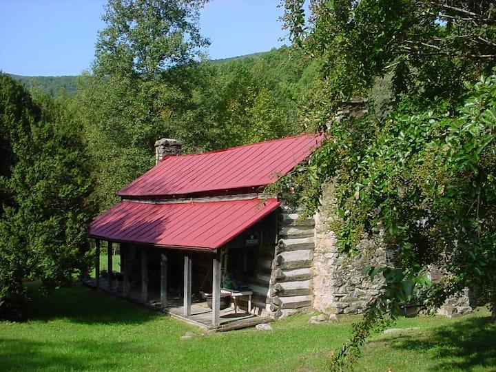 Old Rag Cabins - Potlikker House. Hikers' Dream