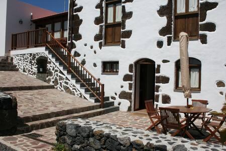 """Casa Rural con encanto El Hierro """"Abuelito Julian"""" - Isora"""