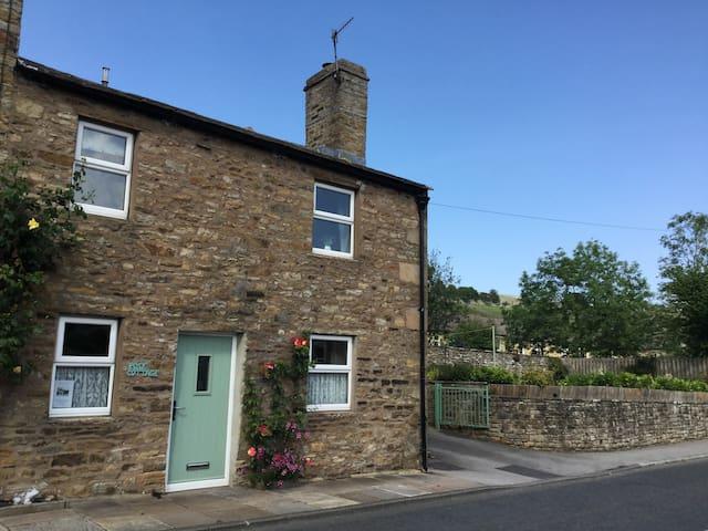 Askrigg, Yorkshire Dales, Rose Cottage