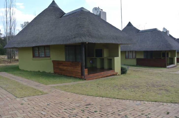 Impangele Lodge Cottage Nº 3 - Krugersdorp - Alpstuga