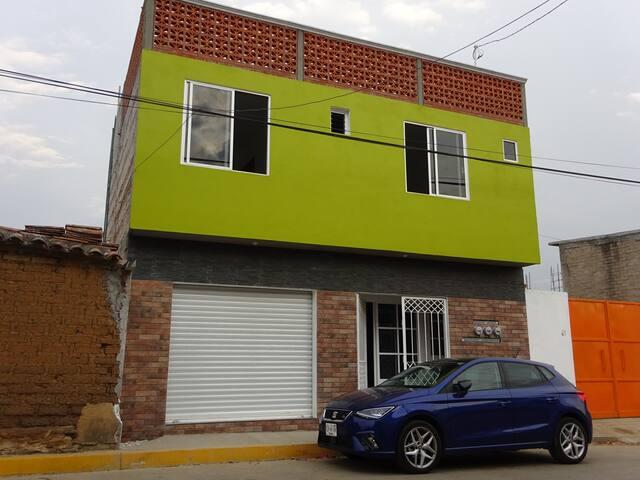 Departamento en Tlalixtac, Oaxaca