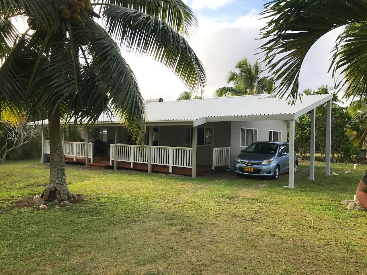 Front view of Inave Holidays