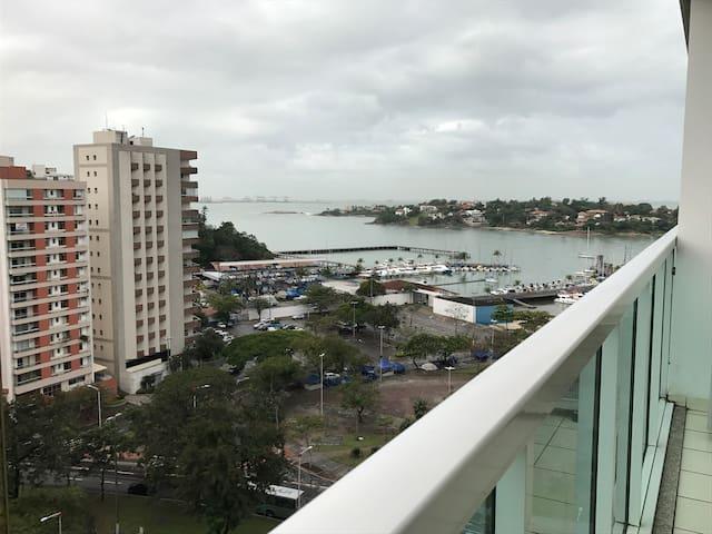 Lindo Apartº ,10º andar, vista eterna para o Mar
