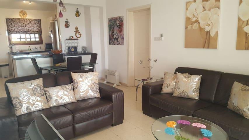 Paphos Pearl Apartment