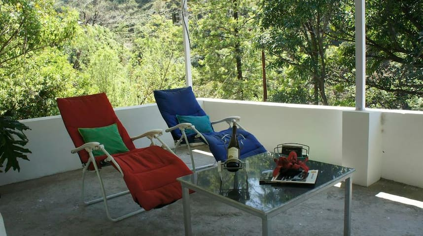 Sadhana Forest Villa (nestled in the hills) - Dehradun