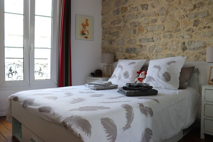 Authentic and lovely apartment in Paris - 35m2