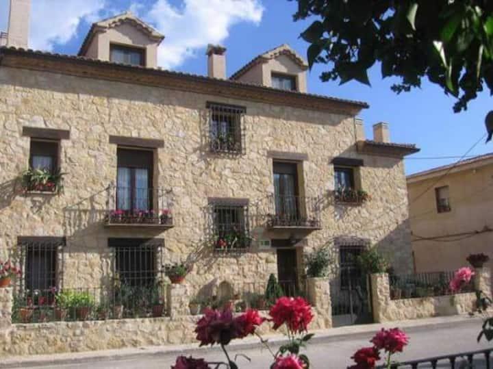 casa rural en Beteta