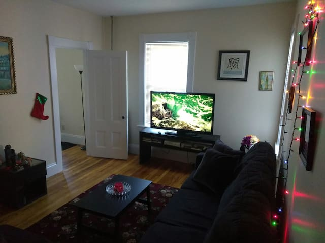Fabulous 2bed room 5min drive from  downtown Salem
