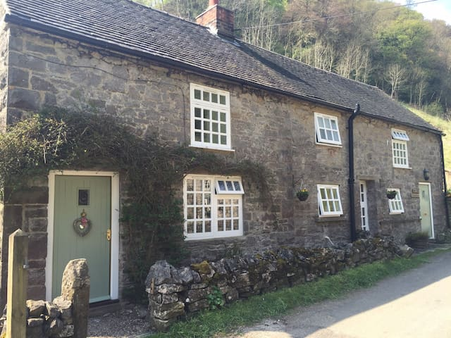 Bankside cottage - Ashbourne  - Casa