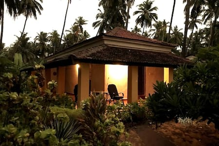Goan Beach house on Anjuna Beach