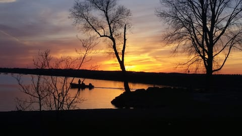 Pymatuning Lake New Construction, in law suite !