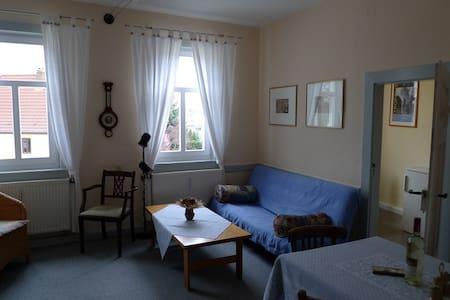 Gutshof Morgeneier (Ilmtal-Weinstraße / OT Oßmannstedt) - LOH07289, Ferienwohnung, 55 qm, 1 Schlafzimmer, max. 3 Personen