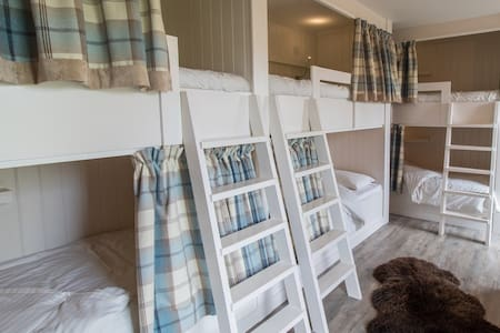 The Cowshed Boutique Bunkhouse - Uig - Dorm