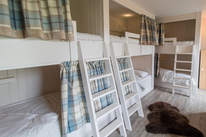 The Cowshed  - 4 Bed Bunkhouse Room