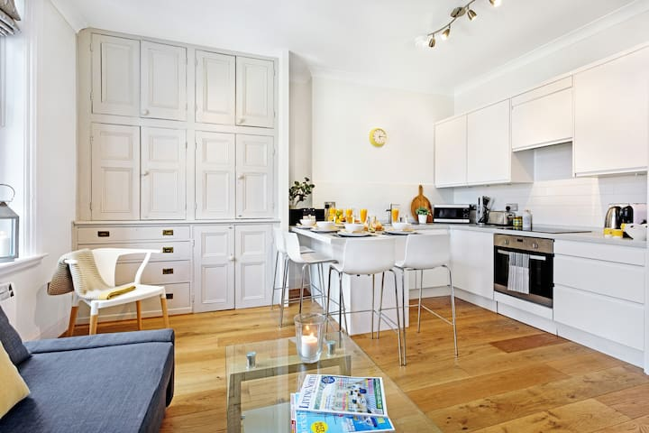 Stunning 2 Bed Apt in Heart of Knaresborough