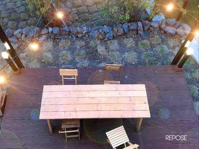 애월신규 #환상의 잔디 정원에서 인생샷한컷과 휴식을...[리포즈13]스타일리쉬 독채하우스