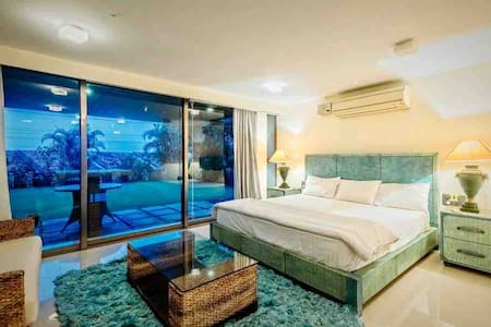 SeaView Martini 3BHK Villa with your own Garden