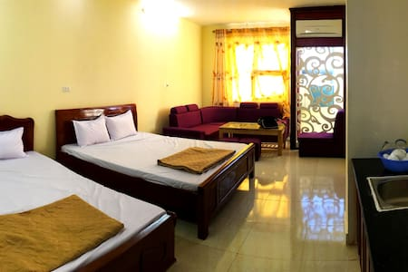 CHARMING LUXURY BEACH VIEW ROOMS FOR TRAVELLERS - tx. Cửa Lò - Apartment
