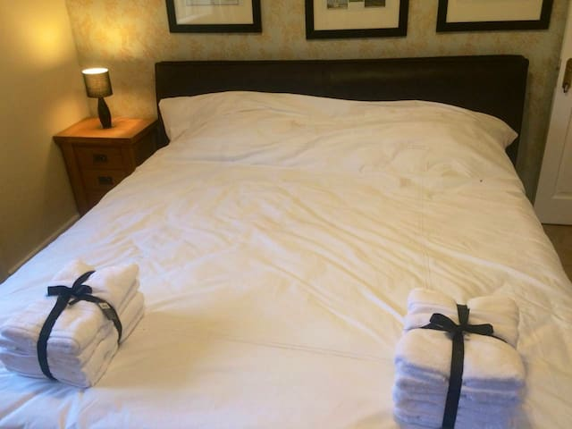 Super king sized bed