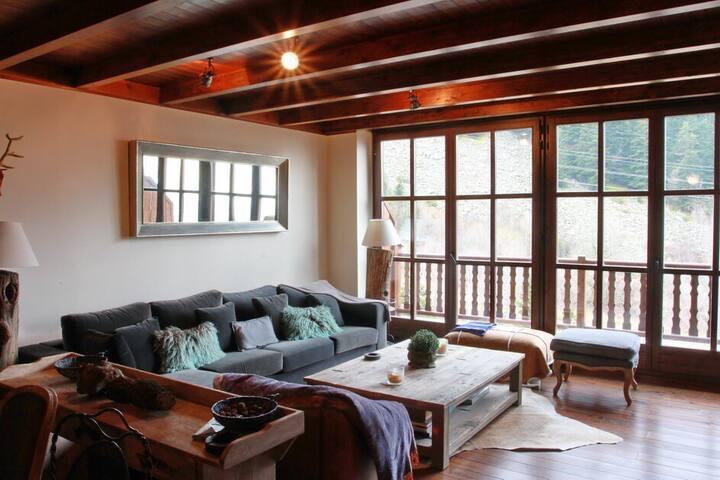 Casa lujo a pie de pista Baqueira - Baqueira - House
