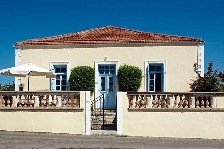 Athusis House - Kythira - Huis
