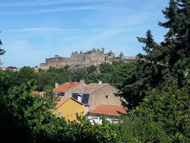 Appartement avec vue panoramique sur la Cité