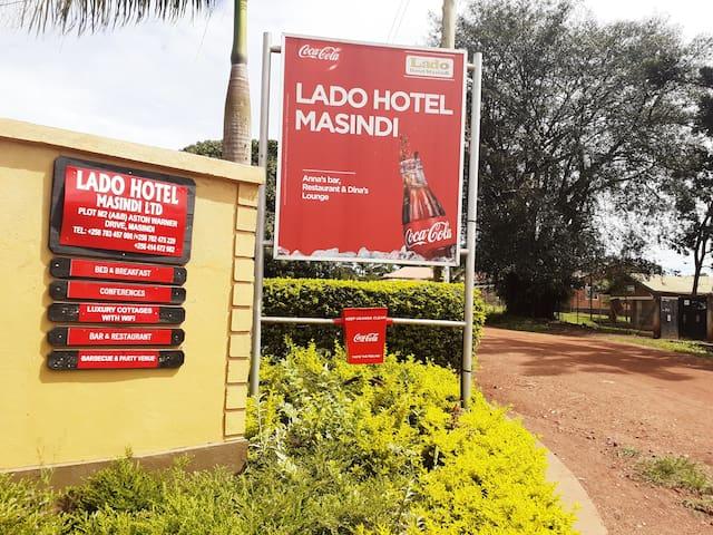Lado Hotel Masindi Ltd