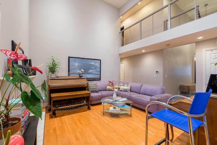 Upscale Comfort - San Jose - Maison