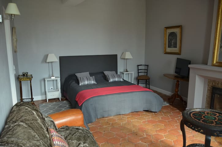 Chambre d'hote B&B de charme - Thoury-Férottes - Bed & Breakfast