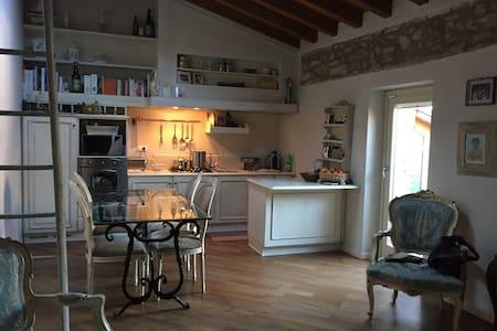 Raffinato Bilocale in Franciacorta - WIFI Free - Piazza