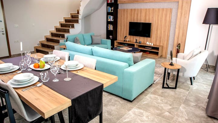 Luxury Duplex Suites With Astounding Sea View