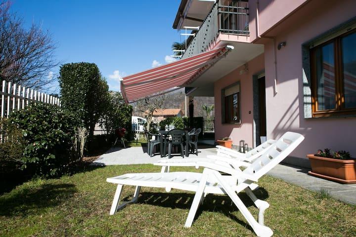 Casa Dei Ciliegi --- Lago Mergozzo - Lago Maggiore