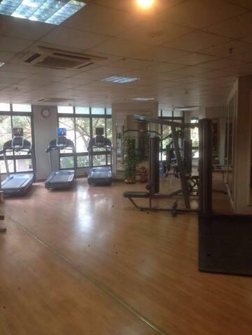 Free Gym Access