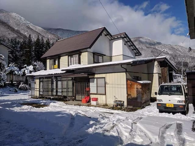 The Drop Inn Hakuba - 4,000yen per person