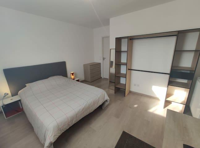 Appartement cosy aux portes de Genève
