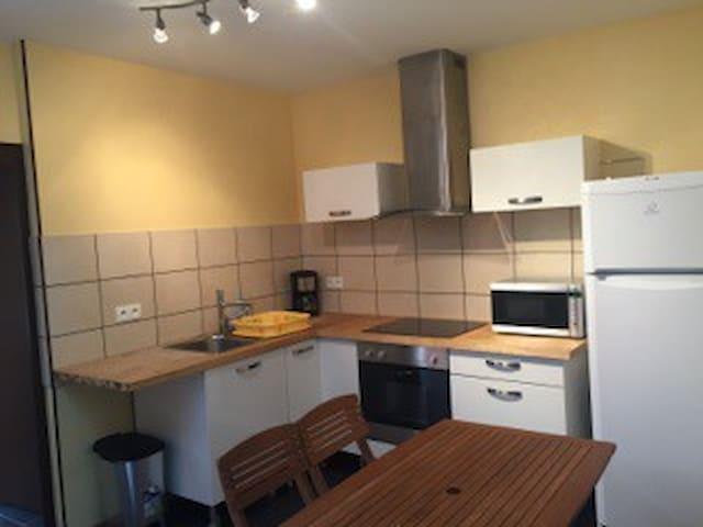 Appartement spacieux avec vue sur Loire - Roanne - Apartment