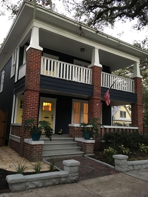 Luxury apartment in historic springfield downtown flats for American classic homes jacksonville