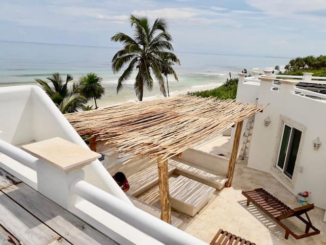 Tulum Eco-Chic Luxurious Mexican Villa Prvte Beach