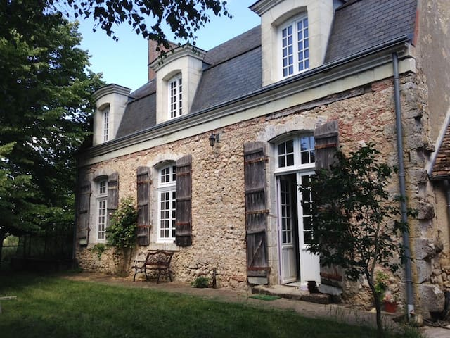 Maison de caractère au coeur du Val de Loire